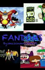 Fanfiction by masonmcclure16