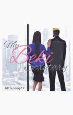 My Beki Sexytary by littlepony17