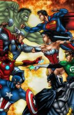 Marvel VS. DC Universe: Clash of the universes! by Batfan22