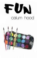 FUN ✂ calum hood by irwieskitkat