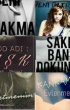 Wattpad Kitap Önerileri Tamamlandı by salmannuri