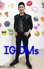 IG DMs ( Darren Espanto fanfic ) by kylinestyles