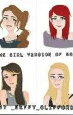 The girl version of 5sos(a 5sos fanfict) by sociallyawkwardmikey