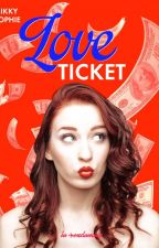 Love ticket ( La condamine ) by mikkysophie