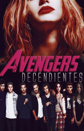 Avengers: Decendientes «1.d; J.b; Z.m»
