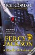 Percy Jackson a batalha do labirinto by abcdefg2012