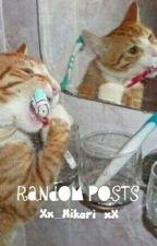 Random Posts by Kiraseal