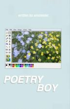 poetry boy :: phan by smolester