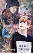 Butterfly || BTS, V by LeeKimiko__