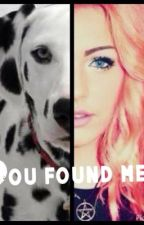 You found me (ON HOLD) by mustache_girl303