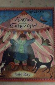 Ahmed and the feather girl by AnushkaKothiwa