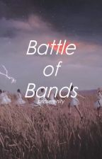 battle of bands ; BTS by -taeculiao