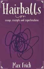 Hairballs by MaximilianFrick