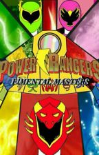 Power Rangers Elemental Masters by GiLaw77