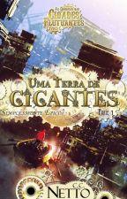 As Crônicas das Cidades Flutuantes by CelioNeto
