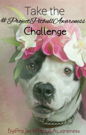 Take The #ProjectPitbullAwareness Challenge by PitbullAwareness