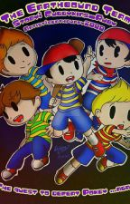 The Earthbound Team by Fuggykins_Ruby