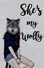 She's my wolfy by HeavenSecret