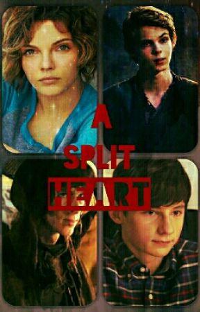 A Split Heart by emmalokidiaries