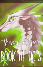 TheNewEclipse's Book of OCs by TheNewEclipse