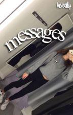 messages ↬ c.d , e.d , g.d by heaxlty