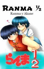Ranma ½ - Ranma Y Akane by SebastianR21