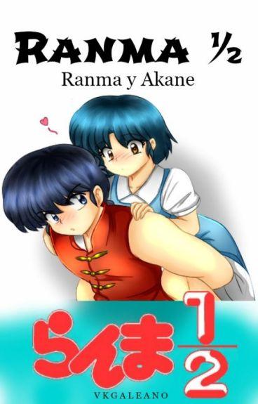 Ranma ½ - Ranma Y Akane