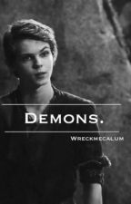 Demons :: Peter Pan by pankay71
