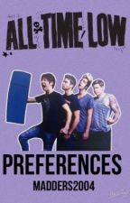 • All Time Low Preferences • by MaddyGaskarth