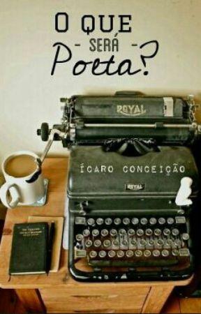 O Que Será Poeta? by Thedinck