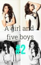 A Girl and Five Boys  #2 by Naye_Monroe