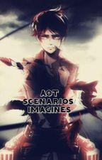 Attack on Titan - Scenarios/imagines by viperrules