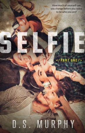 Selfie (a YA technothriller) by Derek-S-Murphy
