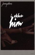 i abhor him | pjm | discontinued  by jimmychoos