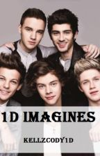 One Direction Imagines by KellzCody1D