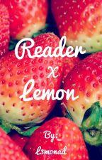 Reader X Lemon by L3monad