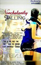 Nonchalantly Falling by itsdark_poet