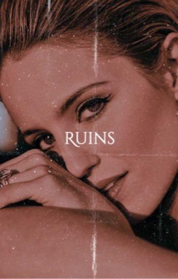 Ruins    The Vampire Diaries [2]