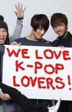 Kpop One Shots by Crimson_Dragon