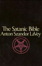 The Satanic Bible by slpnWitpiercedKellic