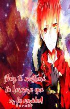 ¡Hey, te demostrare lo hermosa que es la navidad! by SoraSP