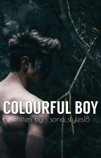 Colorful Boy by sona_styles