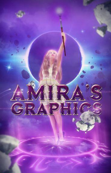 Amira's Graphics |closed