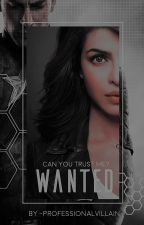 WANTED▸Steve Rogers [2017] by -professionalvillain