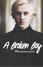 A Broken Boy   Draco Malfoy by hisnameiscastiel