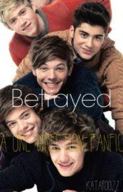 Betrayed by kataroo22