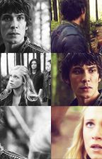 The 100    Game or not games ? Real or not real? Love or Hate?   (Fanfiction) (Bellarke)(VF) by Jouliou