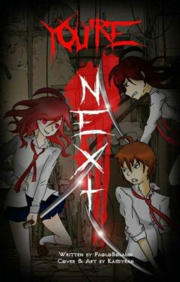 You're Next (Book 1) [Editing&Revising]