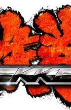 Tekken Preferences by eleanor404_