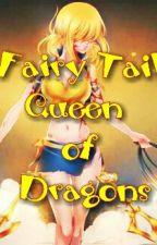 Хвост Фей. Королева драконов by Doragon-zoky